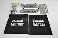 LATCHES FOR SADDLEBAGS FF8012